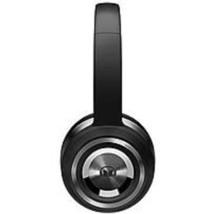 Monster N-Tune 128580-00 On-Ear Headphones with Microphone - Black - $39.39