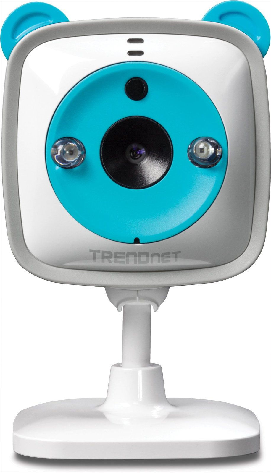TRENDnet 720p HD Cloud Baby Cam, IP/Network, microSD Card slot, Wireless, Temper