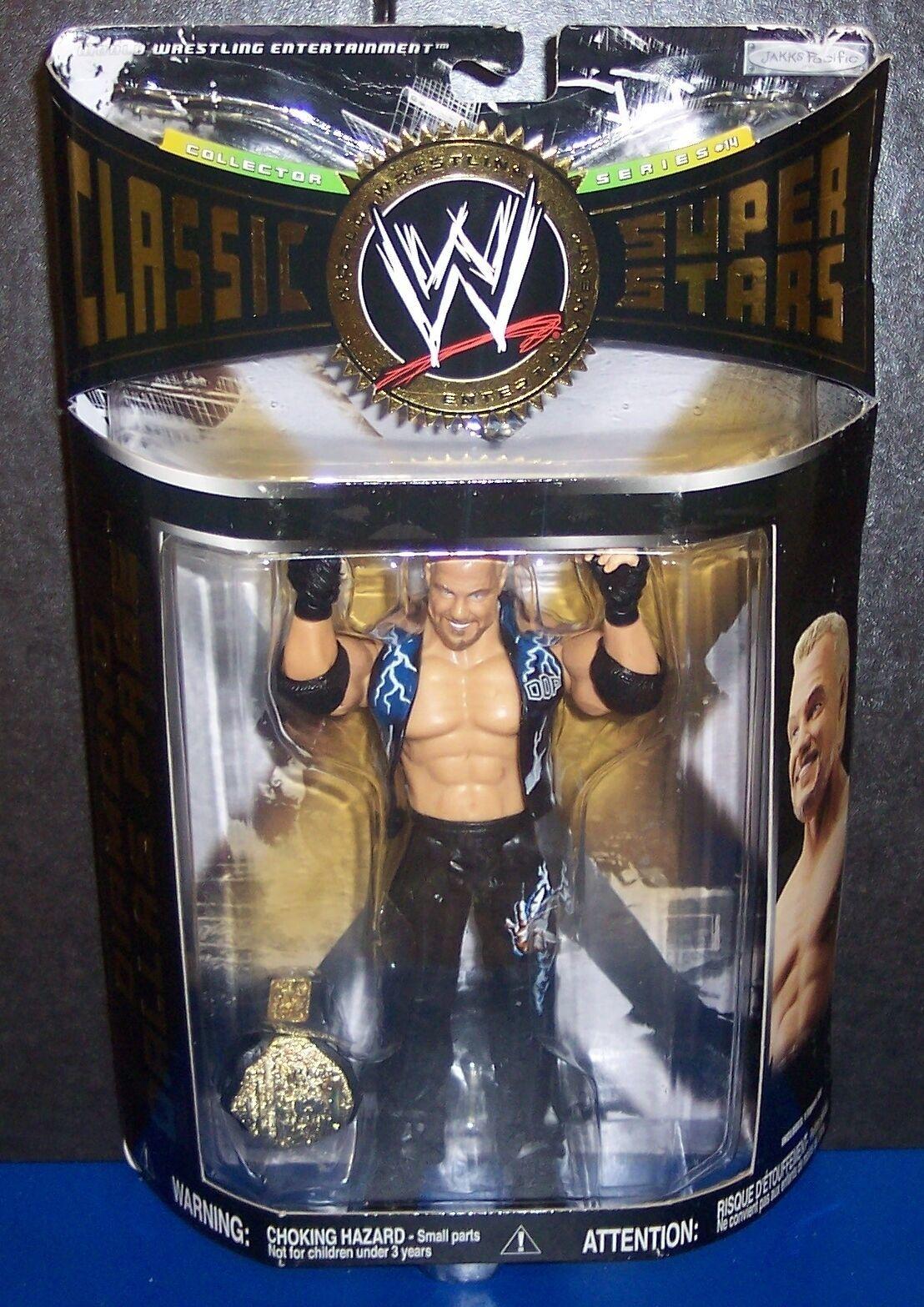 "NEW! 2007 Jakk's Classic Superstars Series #14 ""DDP"" Action Figure WWE {1380}"