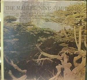 1423 mahlerninesymphonies12recordboxedset