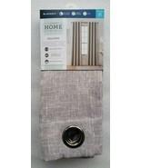 NEW (1) JCP Home Sullivan PURPLE LAVENDER Blackout Grommet Curtain Panel... - $68.59