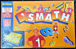 Pressman SMATH Get Ahead Games The Game That Makes Math Fun Great for Ho... - $19.58