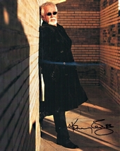 8 x 10 Autographed Photo of Kenny Rodgers (REPRINT) - $6.99