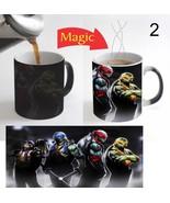 Ninja Turtles Movie Coffee Mug Color Change Magic Mug 11 Oz for Christma... - $15.83