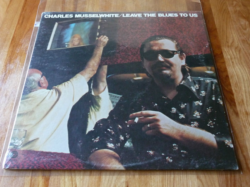 Charlie Musselwhite Leave The Blues To Us ss Lp Sealed Capitol St 11450 Blues
