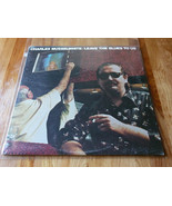 Charlie Musselwhite Leave The Blues To Us ss Lp Sealed Capitol St 11450 ... - $29.99