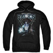 Mortal Kombat - Raiden Adult Pull Over Hoodie Officially Licensed Apparel - $34.99+