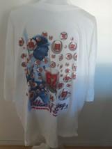 Vintage Starter Mark McGwire 1998 T Shirt Sultan of Swing Home Run Race ... - $29.65