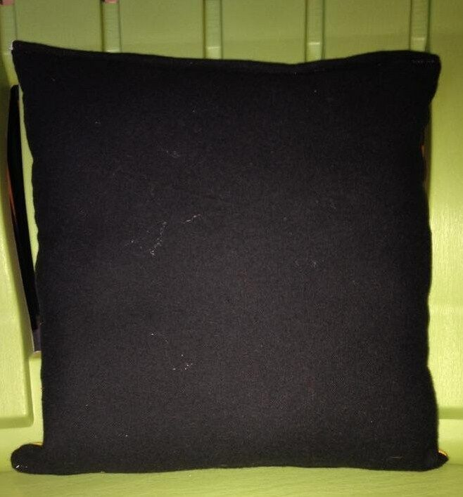 Georgia Tech Pillow GT Football Pillow NCAA HANDMADE In USA Buzz Buzz image 2