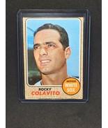1968 Topps  #99 Rocky Colavito VG-EX WHITE SOX *FBGCOLLECTIBLES* - $9.50