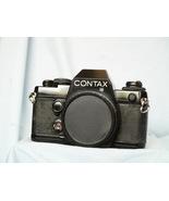 Contax 139 Quartz Professional 35mm SLR Camera -TESTED- Nice- - $65.00