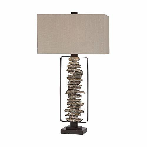 Contemporary Style Golden Branches Table Lamp