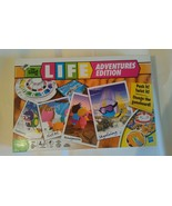 The Game Of Life Adventurers Edition. Classic Family Board Game. VGC  - $15.00