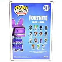 "Funko Pop! Games Fortnite 10"" Llama Vinyl Action Figure #511 image 3"