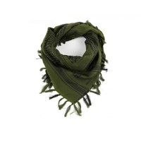 Impulse Product Tactical Shemagh 42 x 42 in Dark Olive-Black - $16.05