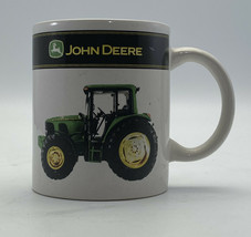 John Deere Tractor Official Licenses Ceramic Coffee Mug Cup Farming Ranc... - $7.43