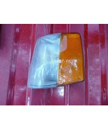 93-94-95-96-97-98 grand cherokee left  (drivers)side front parklamp ambe... - $12.83