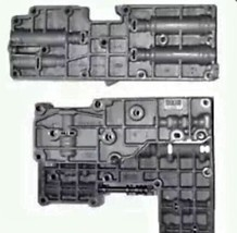 4R100 FORD F150 F250 F350 F450 COMPLETE 3 PC VALVE BODY W UPDATED SOLENO... - $212.85