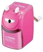 Uni Mitsubishi Pencil sharpener manual Uni palette pink KH3326 - $23.17