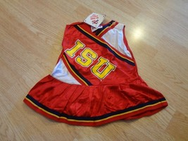 Infant/Baby Girls Iowa State Cyclones 6 Mo NWT Cheerleader Cheer Outfit ... - $23.36