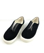 COMFORTVIEW Maisy WOMENS  Black Slip On Athleisure Sneakers Shoes Size 8... - $13.85