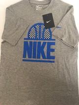Nike Kids Gray Tee Sz Large - $7.99