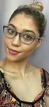 New COACH HC 6550 1392 Gray 51mm Women's Eyeglasses Frame - $99.99