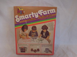 Smarty Farm Game from Leisure Learning 1981 COMPLETE  ages 3 - 8 - $28.02