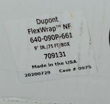 DuPont(R) Flexwrap NF 9 Inches by 75 Feet Self Adhered Flashing image 6