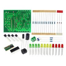 CD4060 Traum Licht DIY Kit Elektronische Spaß Suite Geburtstagsgeschenk ... - $11.42