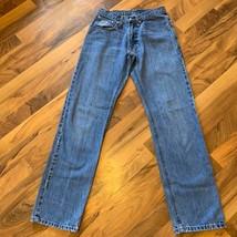 Boys Cinch Denim Jeans Rocky Mountain Clothing 100% Cotton W 27 L 32 - $21.77
