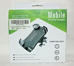 Universal Bike Bicycle Handlebar Stand Mount Holder For Mobile Cell Phone - $7.97