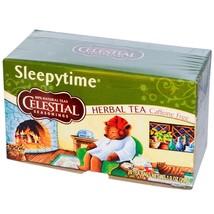 Celestial Seasonings Sleepytime Tea 20 Bag Box - $6.88