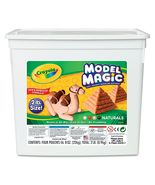 Crayola® Model Magic Modeling Compound, Assorted Natural Colors, 2 lbs. - $69.99