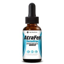 Nutratech Atrafen Thermodrops – Powerful Sublingual Diet Drops and Fat B... - $39.85