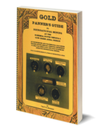 Gold Panner's Guide to the Bohemia, South Umpqua, & Cow Creek Area of Or... - $9.95
