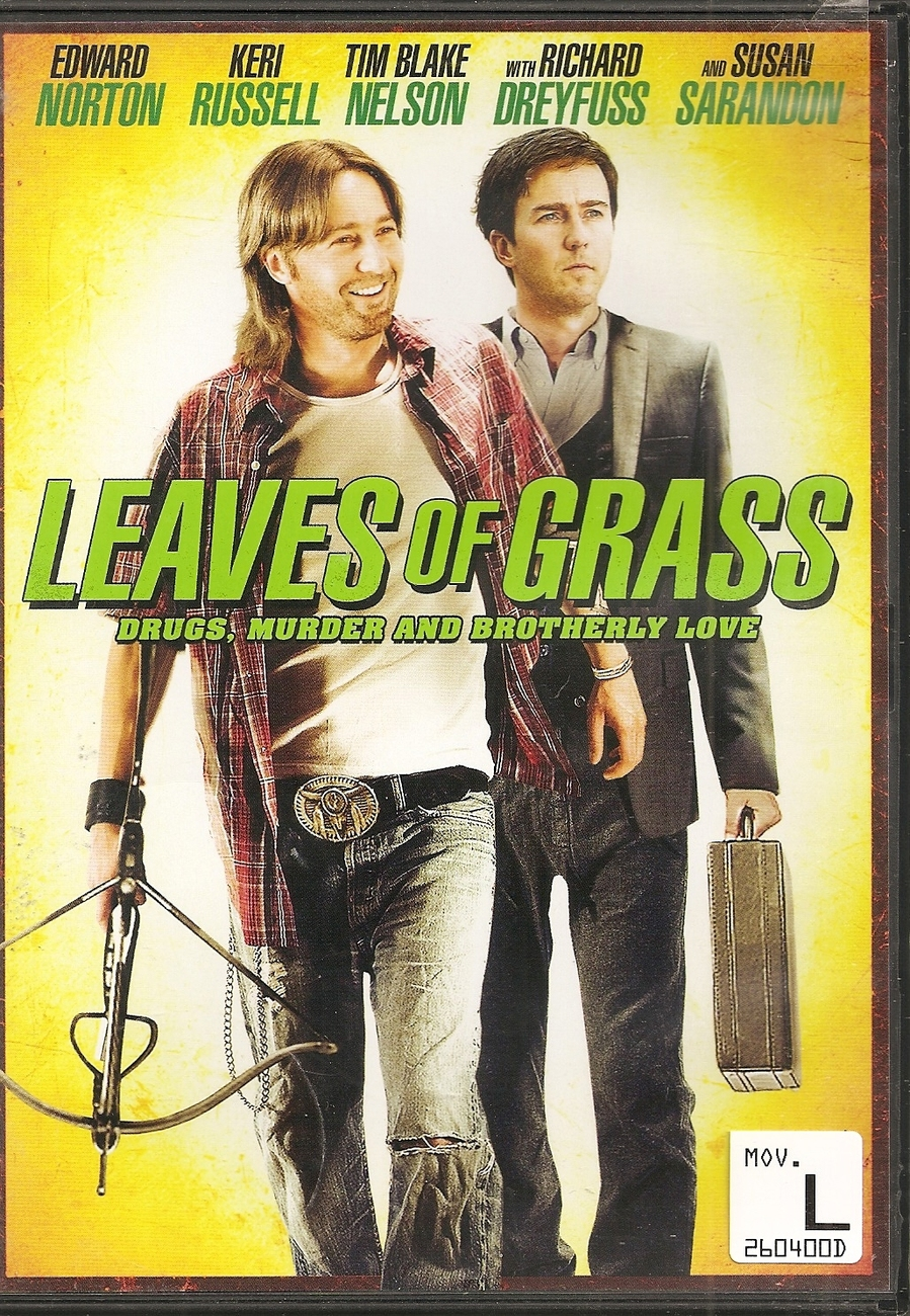 DVD--Leaves of Grass