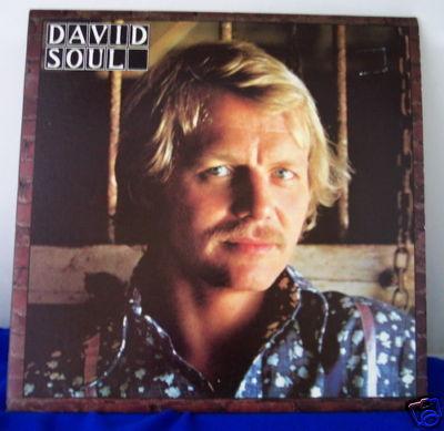 1976 Vintage DAVID SOUL Album Bonanza