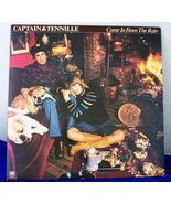 1977 Captain & Tennille Album + Giant Poster - $12.95