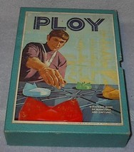 3M Book Shelve Game of Ploy Strategic Maneuver and Capture 1970 - $12.00