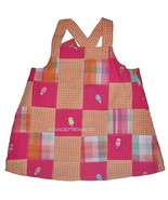 NWT Gymboree Popsicle Party Patchwork Halter Top 3 - $13.99