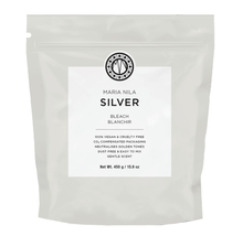 Maria Nila Silver Bleach Refill Bag, 15.9 ounce