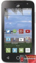 "Alcatel Pop Nova 520CR 4G LTE Black (Page Plus Cellular) 4"" Android Smar... - $39.59"