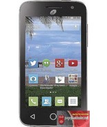 "Alcatel Pop Nova 520CR 4G LTE Black (Page Plus Cellular) 4"" Android Smar... - $37.61"