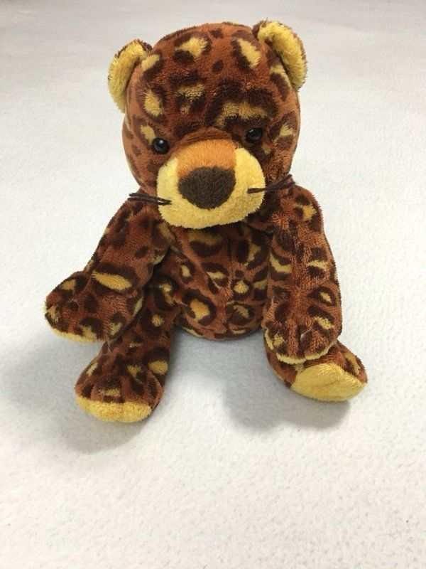 Ty Pluffies Pokey Leopard Cheetah Tiger And 50 Similar Items