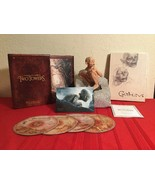 The Lord of the Rings The Two Towers Collector's DVD Gift Set with Gollu... - $50.00
