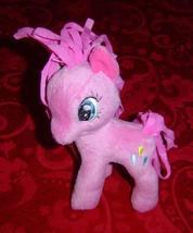 "My Little Pony G4 Pinkie Pie Plush plushie 5.5"" tall  Funrise Hot Topic Hasbro image 1"