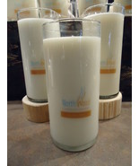 Luxury Soy Candle - Never Ending Column - Over 65 Fragrances! - $29.95