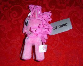 "My Little Pony G4 Pinkie Pie Plush plushie 5.5"" tall  Funrise Hot Topic Hasbro image 2"