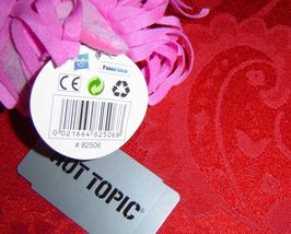 "My Little Pony G4 Pinkie Pie Plush plushie 5.5"" tall  Funrise Hot Topic Hasbro image 4"